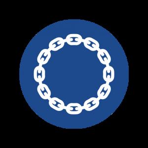 chain-circle-round